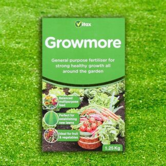 vitax growmore fertiliser 1.25kg