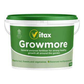 Vitax Growmore Fertiliser Tub 10kg