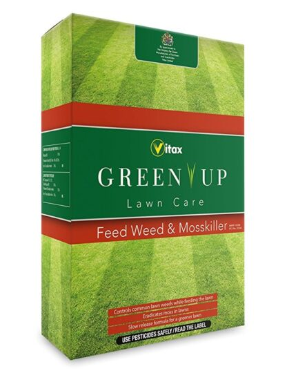 Vitax Green Up Lawn Feed & Moss Weed Killer
